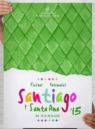 PROGRAMA DE FIESTAS SANTIAGO Y SANTA ANA