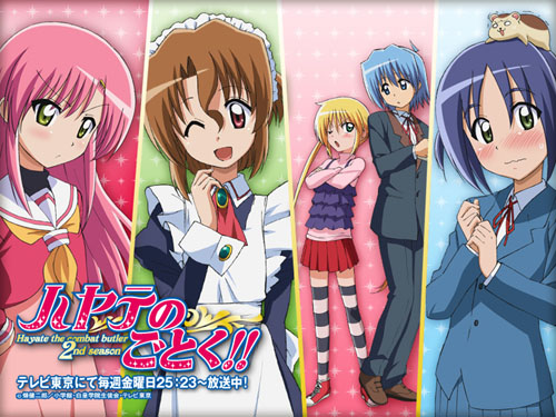 anime comedia