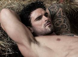 Rugby Footballer, Male Model - Stuart Reardon