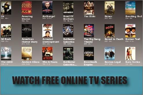 Tv series free streaming