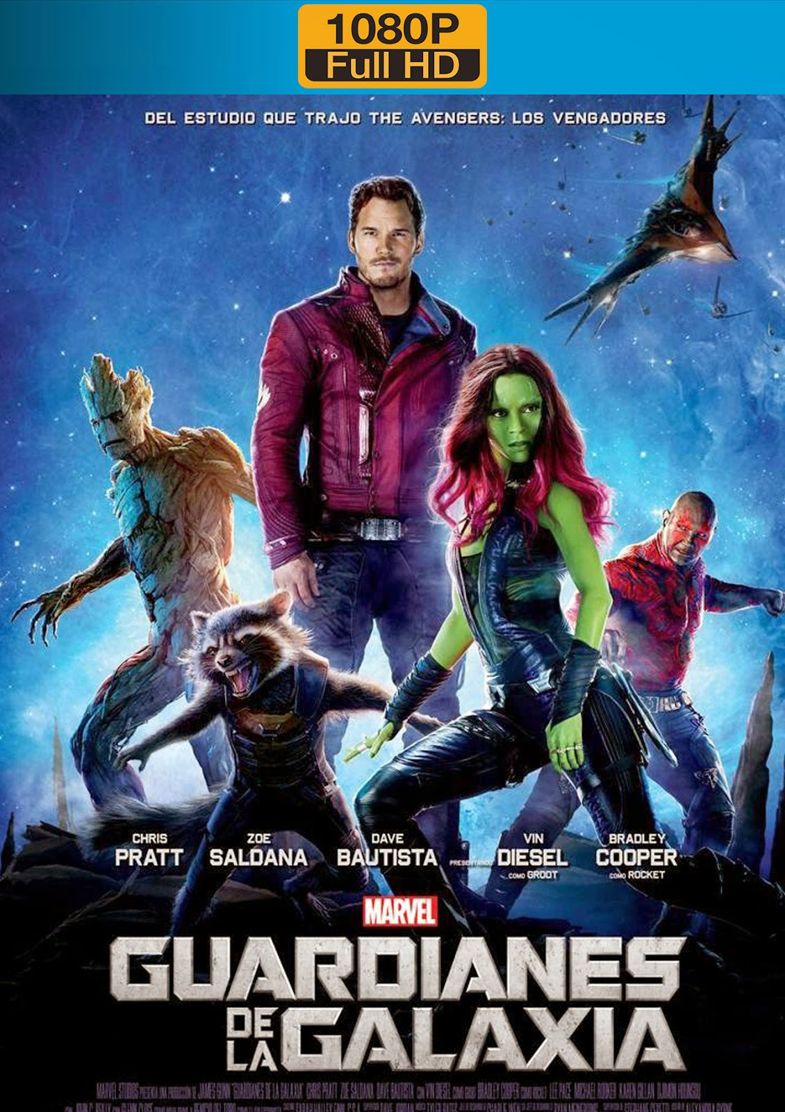 Guardians Of The Galaxy 2014 1080p Dual