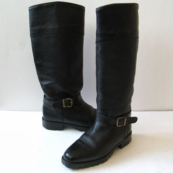 Perfect  Boots  Tory Burch  Tory Burch Black Blaire Womens Riding Boot