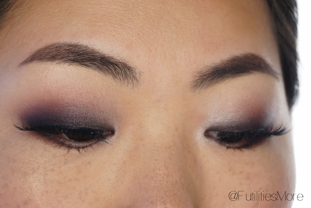 Anastasia Beverly Hills Artist Palette and Colourpo Tootsi All Cool Tone makeup look