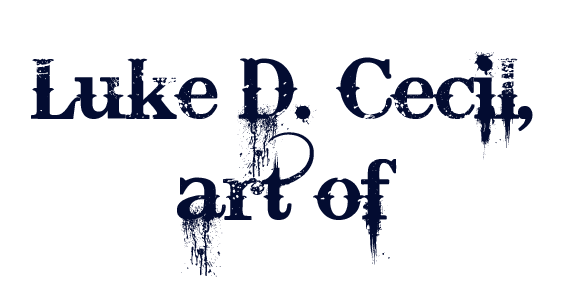 Luke D. Cecil - Art of