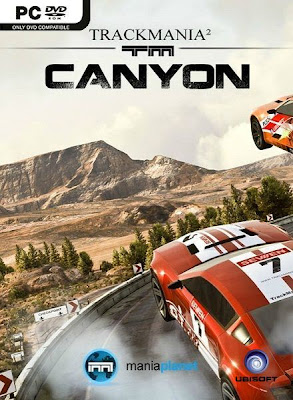 TrackMania 2 Canyon 2011