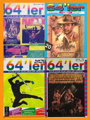 64'ler Dergisi