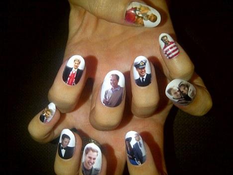 Hungover On Life Katy Perrys Royal Nail Art