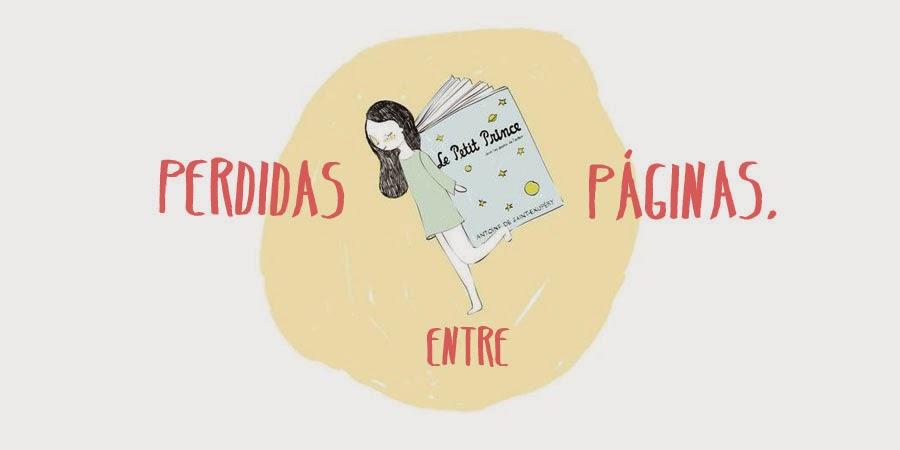 Perdidas entre páginas