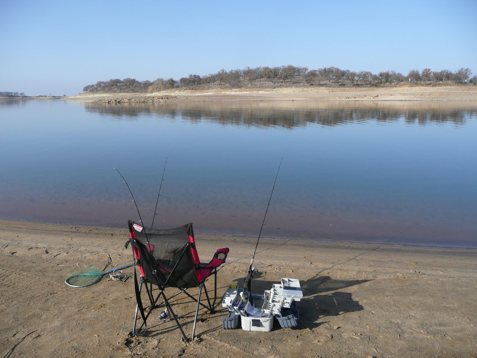 Northern california trout lake camanche once more for Lake camanche fishing