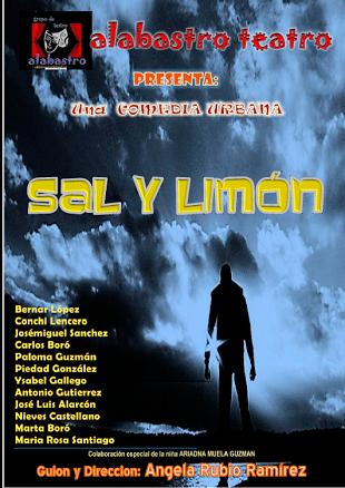 """""""Sal y limón"""", Grupo Alabastro, 1 junio 2013"""