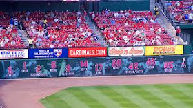 Cardinals Retired Numbers
