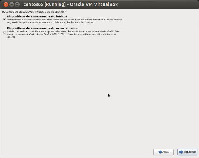 DriveMeca instalando Linux Centos 6.5 paso a paso
