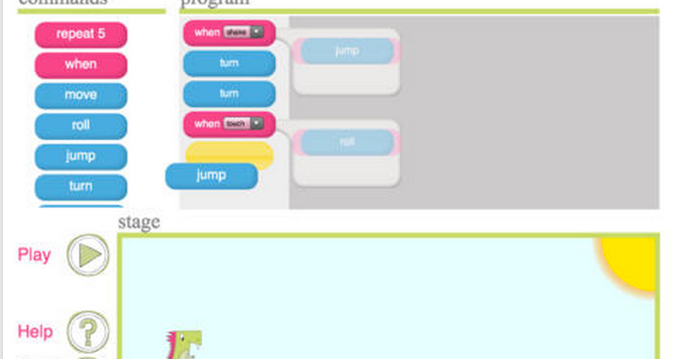 Two Basic iPad Apps for Teaching Coding to Kids