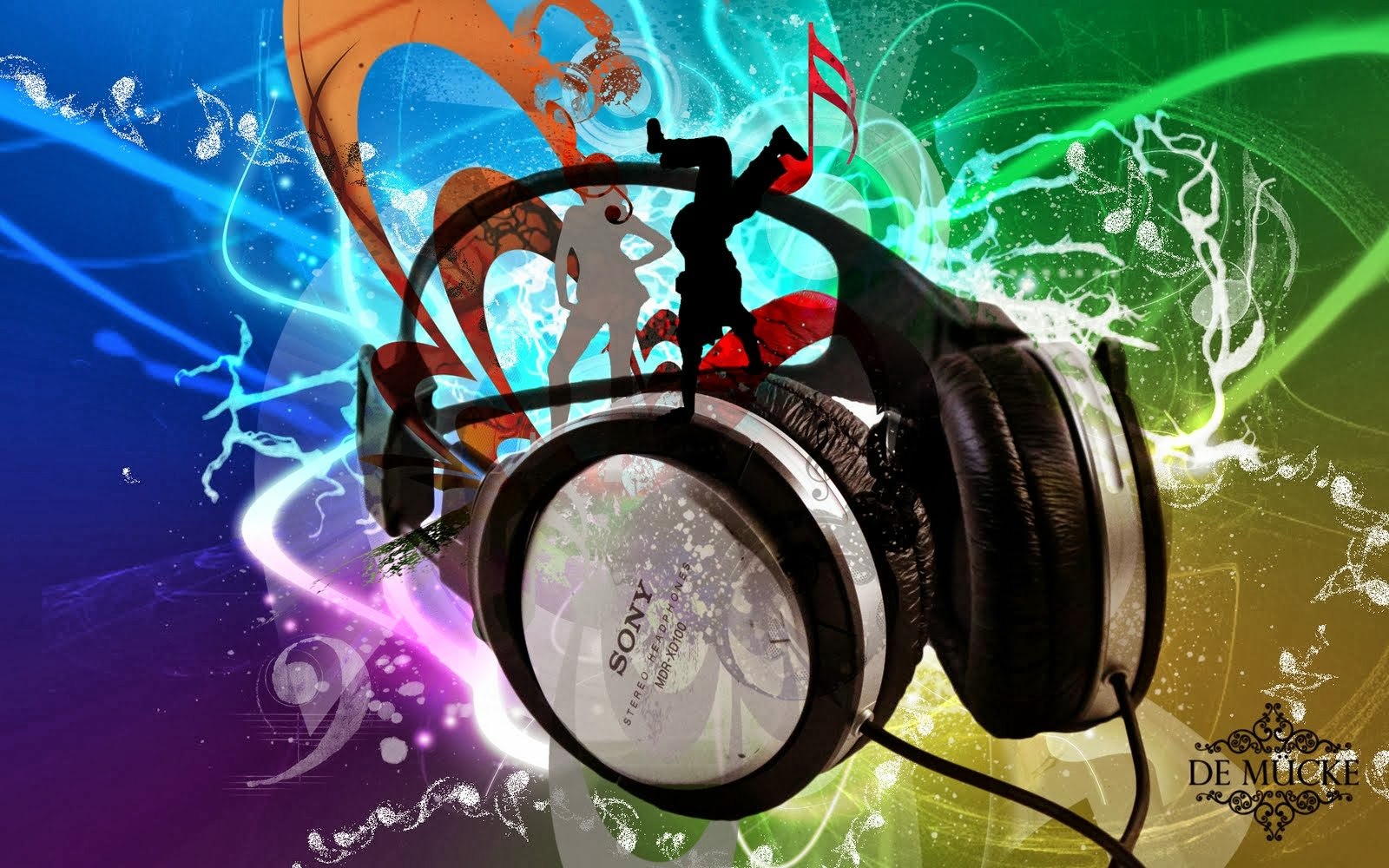 Hd Wallpapers Blog: Cool Music Background Wallpapers