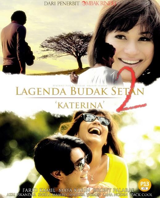 LAGENDA BUDAK SETAN 2 (2012)
