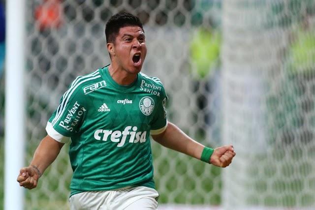 Palmeiras estreia camisa nova e vence Fluminense de virada
