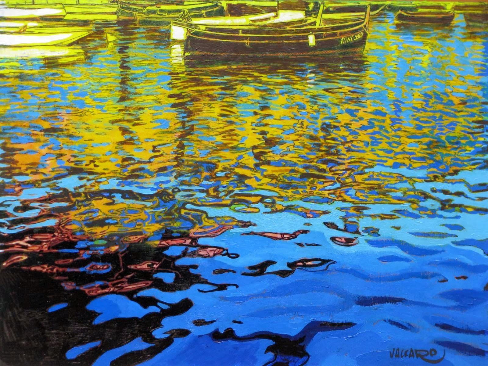 Andrea vaccaro riflessi a portofino oasi di ninfa for Quadri foto