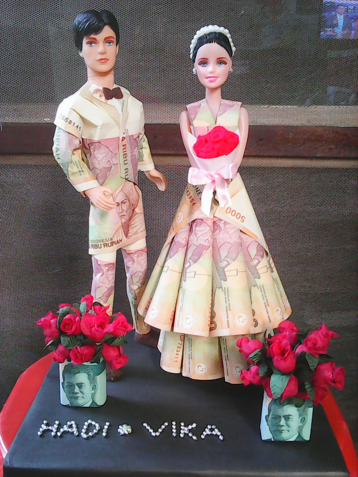 Mahar Barbie Couple