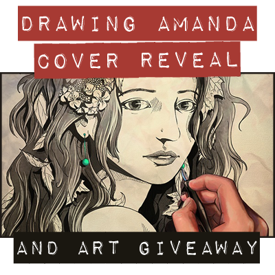 Drawing Amanda by Stephanie Feuer – Cover Reveal and Art Giveaway