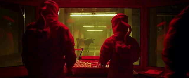 Imágenes de la película The Signal