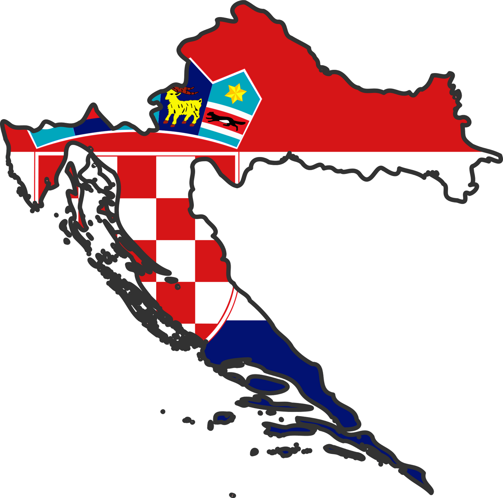 croatia flag - photo #23