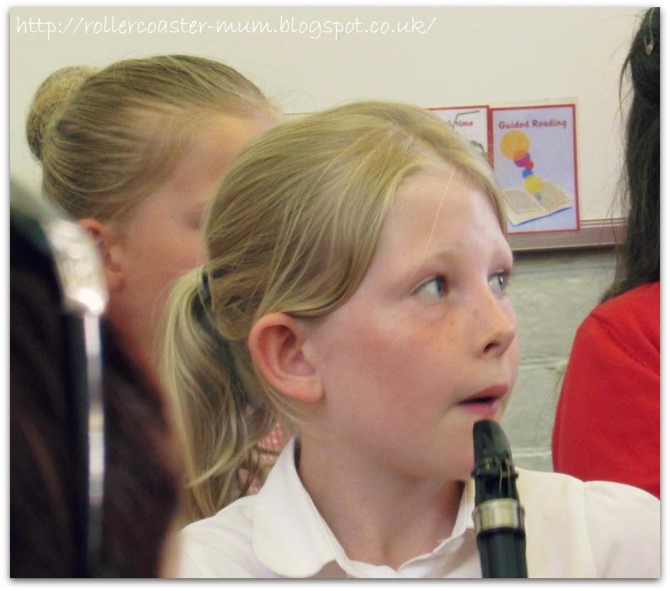 school clarinet