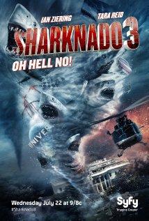 Download Filme Sharknado 3: Oh Não BDRip AVI Dual Áudio