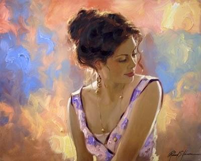 Richard S. Johnson, 1939 ~ Impressionist painter | Tutt'Art@