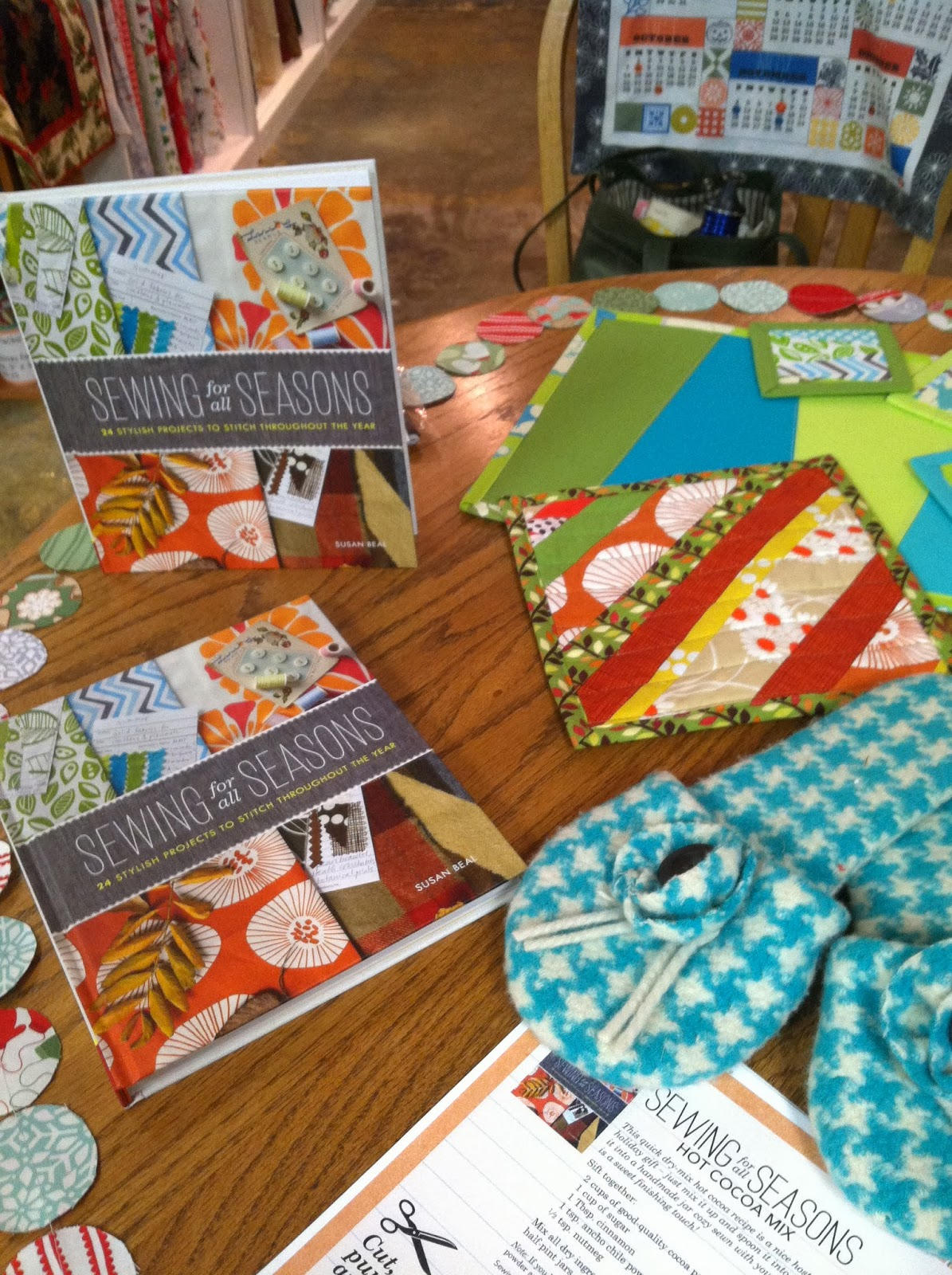 The Quilting Loft Author Susan Beal Visits The Quilting Loft