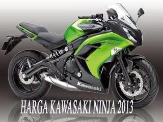 Informasi Terbaru Harga Kawasaki Ninja