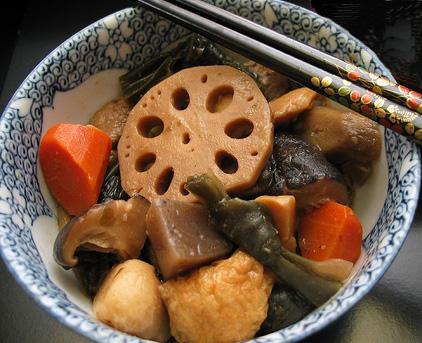 Kitchen Craig Nishime Simmered Vegetables