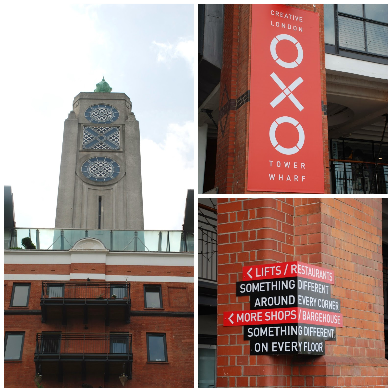 Oxo Tower, London