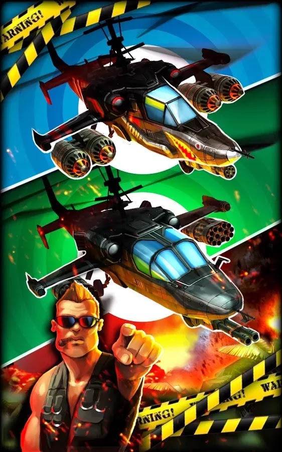 HELI HELL v1.0.36 Mod [Unlimited Money]