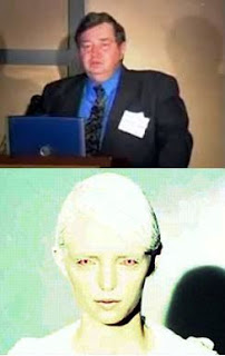Gli alieni 'Bianchi' sono tra noi
