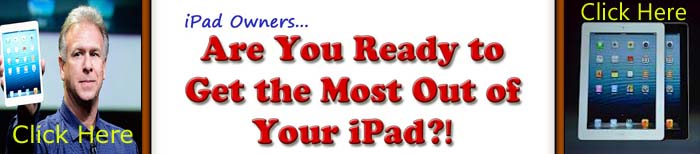 Ipad Video Lesson Offer