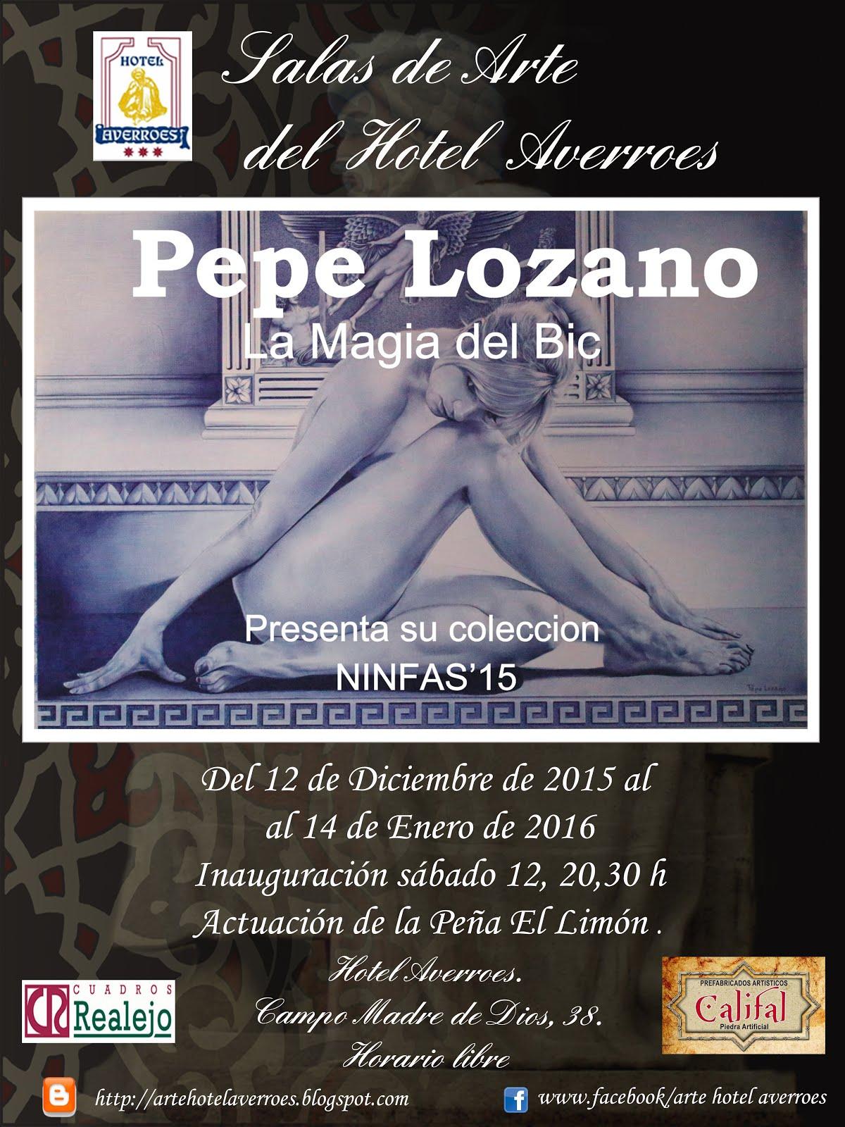 Diciembre: Pepe Lozano