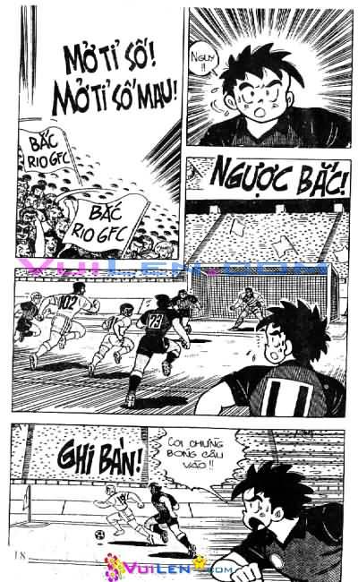 Jindodinho - Đường Dẫn Đến Khung Thành III Tập 27 page 18 Congtruyen24h