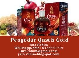 Pengedar Qaseh Gold