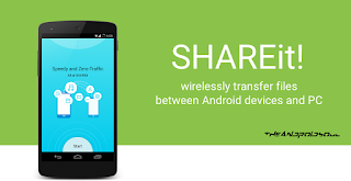 SHAREit - Connect & Transfer | andromin