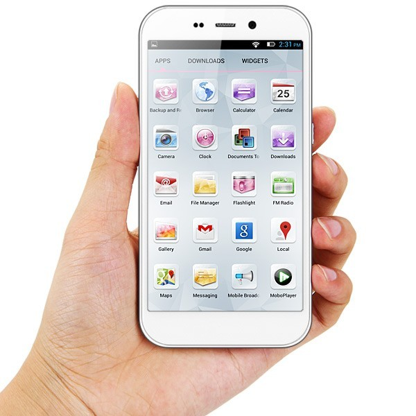 htm s129 android smartphone