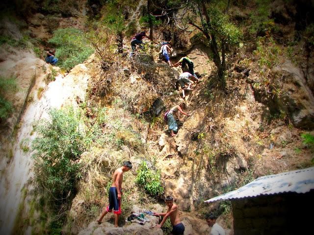 rishikesh, trekking