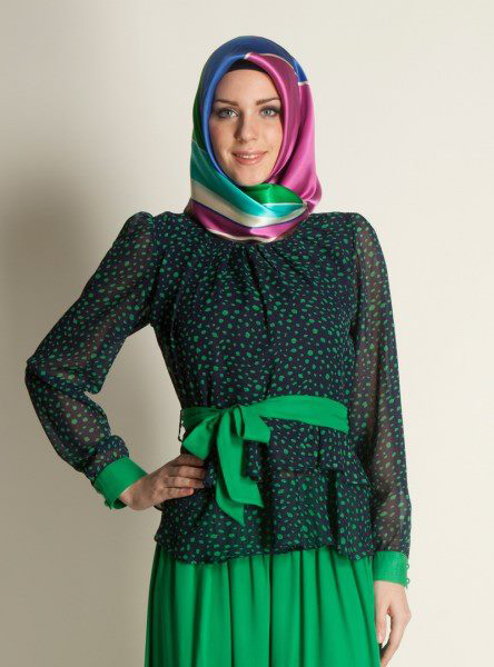 Hijab glam or