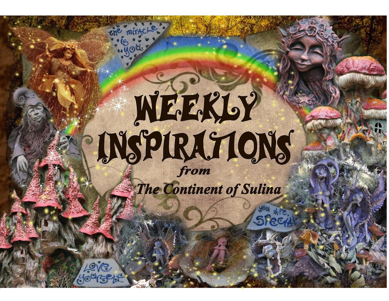 sulinaweeklyinspirations