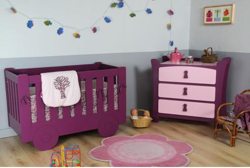 Como decorar el cuarto de una bebe auto design tech - Decoracion cuarto bebe ...