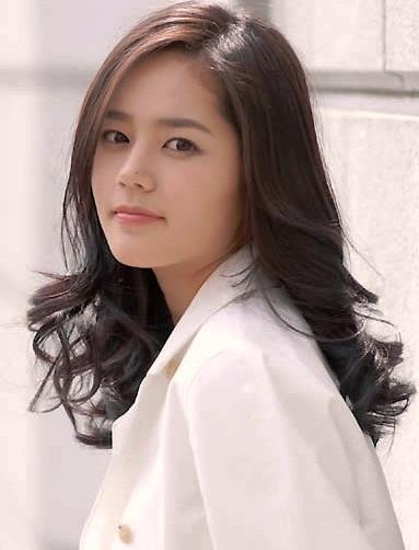 korean girls stylish hair styles