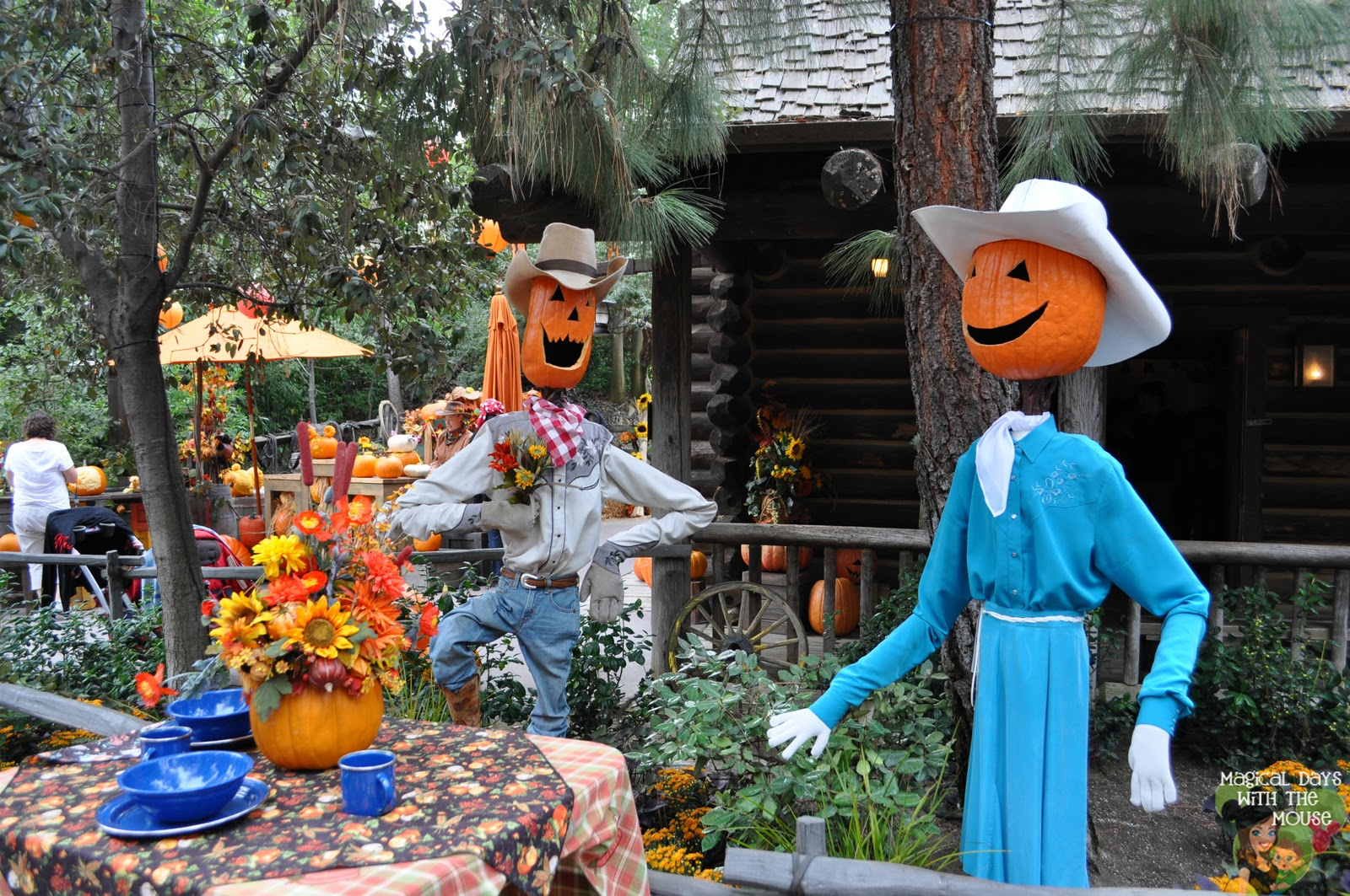 Magical Days with the Mouse: Halloween at Big Thunder Ranch in ... on