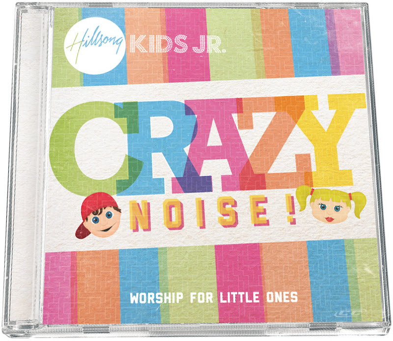 Hillsong Kids Jr. - Crazy Noise 2012 English Christian Album for Kids