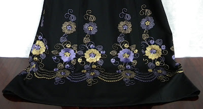 Rochie de seara vintage