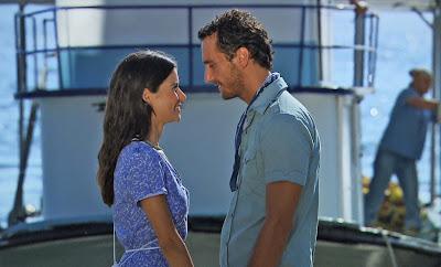 Fatmagül encontra seu noivo Mustafá no primeiro capítulo da novela - Divulgação