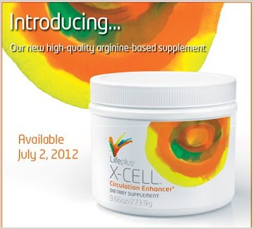 X-Cell Arginine Available July 2012
